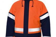 Waterproof antistatic flame retardant clothing / Waterproof antistatic flame retardant clothing