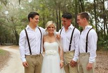 Gorgeous Outdoor Weddings / Get inspired by these beautiful wedding destinations and décor, all located in Ocala/Marion County in Florida.