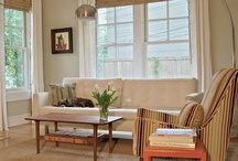 Living Room / by Jenelle Rawlins