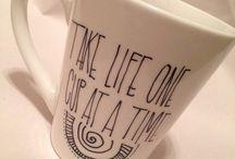 Koffie & motivation quotes