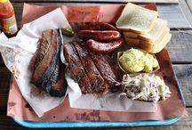 Austin BBQ / Fin out where to get the best Barbecue in Austin. Discover mouthwatering BBQ that is so good you will have to try the entire menu! #atx #austin #bbq #texas
