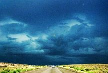 Beautiful places to visit and see / Driving thru new mexico / by Ann McGarrh