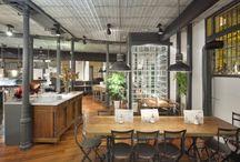 MADRID / Restaurants + shops + hotels
