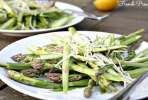 A s p a r a g u s / asparagus means spring is here! / by Flavour & Savour