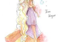 AAAA Luna Lovegood!