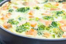 Quiche aux saumon