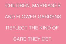 words of wisdom / by Ruth Schaaf