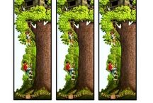 Magic Tree House Party Ideas / by Karen Q
