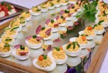 gevulde eieren op 10 verschillende manieren