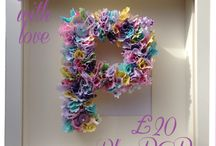 Tied with love / Everything for sale ready made find tied with love at www.facebook.com/tiedwithlovewreaths
