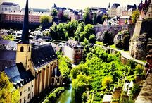 Luxembourg,luxembourgeois / Luxembourg, Lëtzebuergesch  / by Simone Pires
