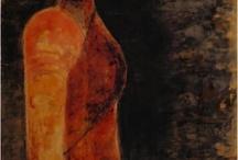 Rabindranath Tagore Paintings