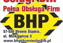 Usługi BHP Stronie Śląskie / BHP Szkolenie w dziedzinie bezpieczeństwa i higieny pracy jest podstawowym obowiązkiem każdego z pracodawców, wynikających wprost z przepisów kodeksu ;)