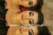 makes by my Darlene Freitas Makeup