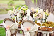 wedding style Shabby Chic / Мое вдохновение и мои возможности!