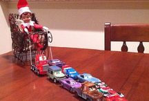 Elf on the Shelf Ideas / by Nyoka Cresap