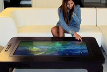 Digital coffee table
