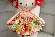 Doll making / by Joi Hani