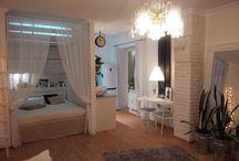 Иркина квартира в Москве