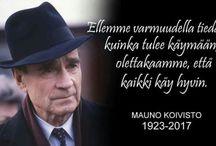 Mauno Koivisto