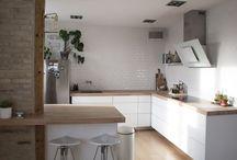 Metrofliser køkken