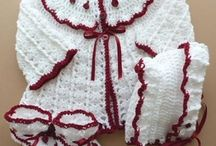 CROCHET BABY 3 / by Mary Flanders