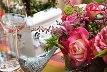 Garden Party Inspiration / Ideas for a lovely garden celebration.