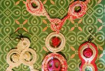 Crochet Bijouterie / Bisuteria artesanal en crochet