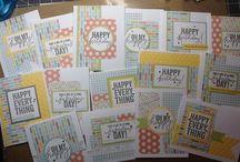 Card making - sets