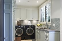 Laundry room / by Amy Wright Volentine