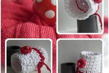 Hoooked  / Crochet, Háčkování, Hoooked