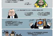 Cartones Políticos / by Juan Esquivel