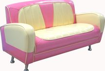 Kitsch Couches & other Comforts