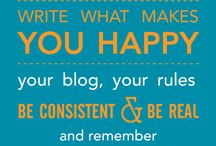 Bloggety-Blog-Blog / I'm a blogging addict. If you want to improve your blog or learn how to become a blogger, follow this board.
