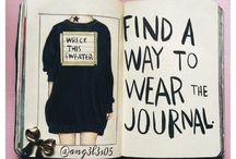Wreck dat jurnal <3