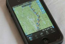 Hiking GPS solutions / Pins for sites with useful information on GPS solutions for hiking
