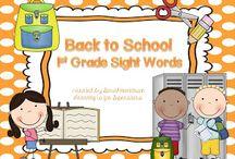 Common Core  ELA grade 1 / by Maureen Sheehan