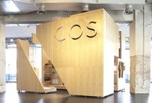 Pop up Stores / Temporary Stores