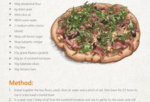 Pizza Stove Recipes / Here are a few of our favourite pizza recipe creations, great to cook on a pizza stove!