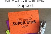 Positive behaviour rewards