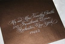 Design Elements / Typography, calligraphy & other artistic elements  / by Lindsey Ford