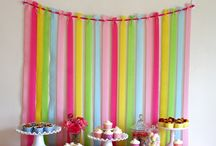 Birthday Party Ideas / by Lindsay Reeves