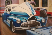 cool rides / by Sandra Carpenter-Woody