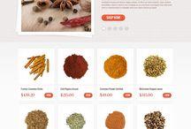 Ecommerce Food [List]