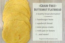Grain-Free Bread / by Agnes Olafson