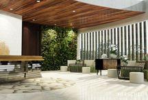 Bhuvana Resort / Designed by Herschel Built for Bhuvana Resort. #interiordesignjakarta #desaininteriorjakarta #kontraktorjakarta #herschelbuilt