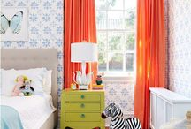 Guest bedrooms / by Melissa Derbyshire