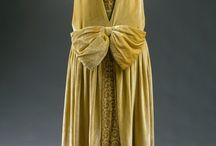 Dresses of 1920-30s / Fashin history