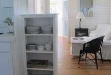Remodel: Living & Dining / by Cluttered Mama
