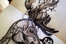 Drawing / by Fernando Mendez A.